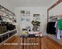 Shop Here - Monocle NYC